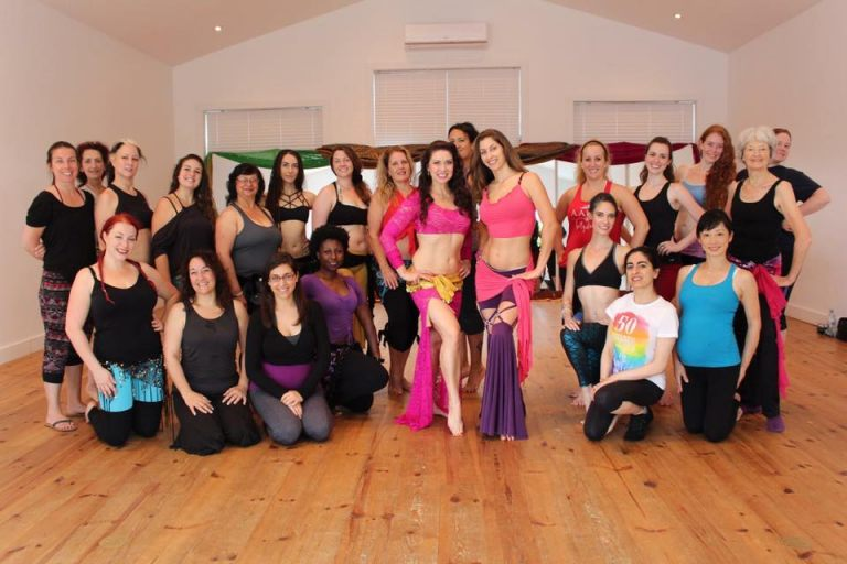 Bellydance Aziza Dreamcamp with Sadie 2017