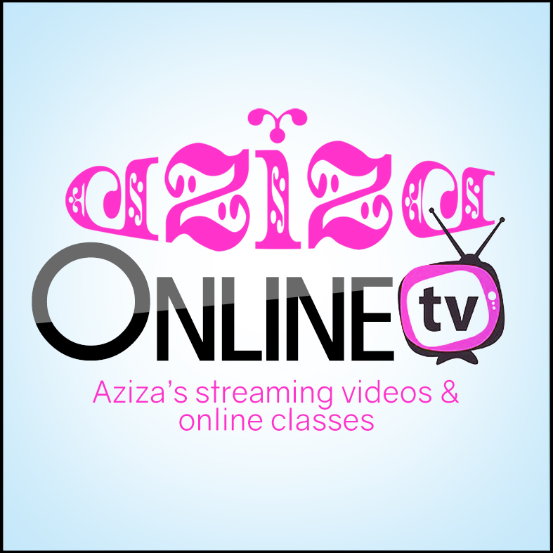 aziza belly dance OnlineClasses